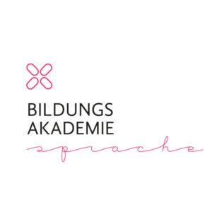 Logo Bildungsakademie Sprache