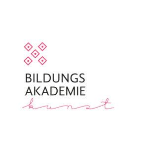 Logo Bildungsakademie Kunst