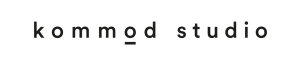 Logo kommodstudio positiv groß