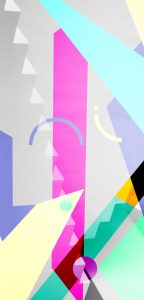 Illustration geometric colors1
