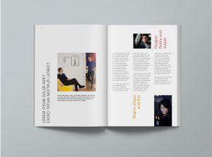 Innendoppelseite Broschüre MCG