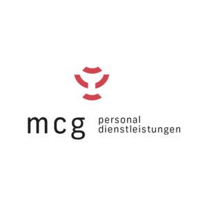 Logo der MCG Personaldienstleistungen